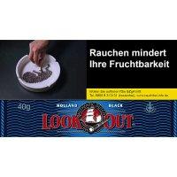 Look Out Tabak Zware Shag 50g Päckchen Feinschnitt