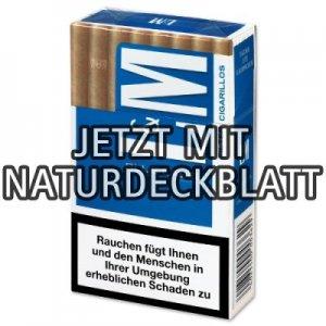 L&M Filterzigarillos Fine mit Naturdeckblatt 17er