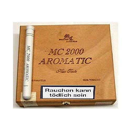 MC 2000 Aromatic Tubos Zigarren