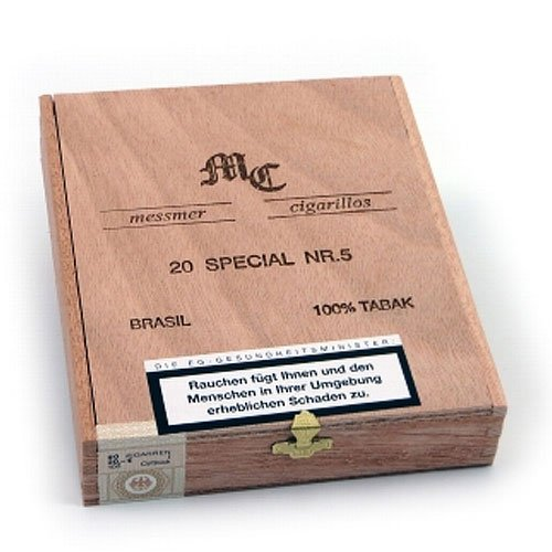 MC Messmer Special Nr. 5 Brasil Zigarren