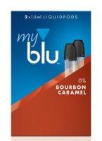 myblu Pods Bourbon Caramel 0mg 2er Pack