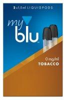 myblu Roasted Blend Tobacco Pods 0 mg