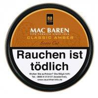 Mac Baren Pfeifentabak Classic Amber 100g Dose