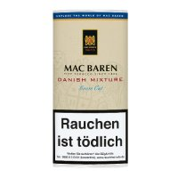 Mac Baren Pfeifentabak Danish Mixture 50g Päckchen