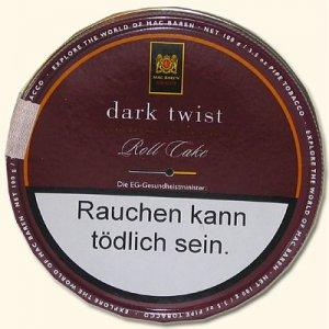 Mac Baren Pfeifentabak Dark Twist 100g Dose