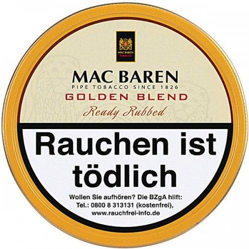 Mac Baren Pfeifentabak Golden Blend 100g Dose