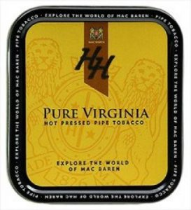 Mac Baren Pfeifentabak HH Pure Virginia 50g Dose