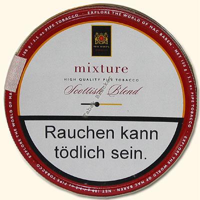Mac Baren Pfeifentabak Mixture Scottish Blend 100g Dose