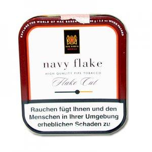 Mac Baren Pfeifentabak Navy Flake 100g Dose