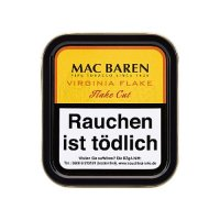 Mac Baren Pfeifentabak Virginia Flake 50g Dose