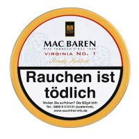 Mac Baren Pfeifentabak Virginia No 1 100g Dose