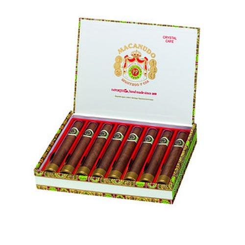 Macanudo Crystal Cafe Cigarren 8 Stück