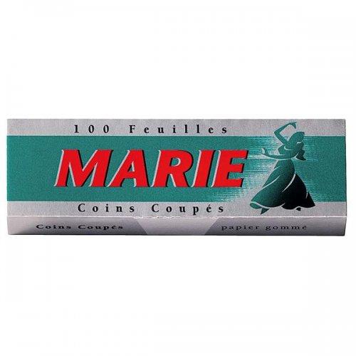 Marie Zigarettenpapier 1x100 Blättchen