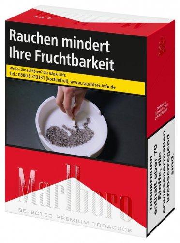 Einzelpackung Marlboro Red Filter XXXXL (1x40)