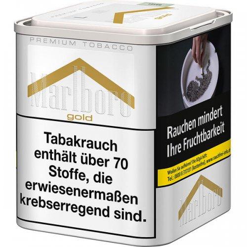 Marlboro Tabak Premium Tobacco Gold L 90g Dose Zigarettentabak