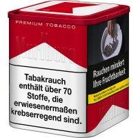 Marlboro Tabak Rot Premium L 95g Dose Zigarettentabak
