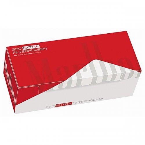Marlboro Zigarettenhülsen Red Extra 250 Stück