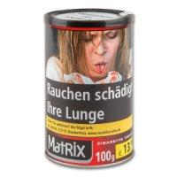Matrix Tabak 100g Dose (ARTIKEL WIRD NICHT MEHR HERGESTELLT)
