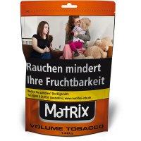 Matrix Tabak 140g Zip Beutel Volumentabak
