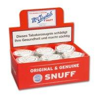 Mc Chrystals Snuff Original und Genuine 3,5g Schnupftabaks