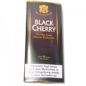 Mc Lintock Pfeifentabak Black Cherry 50g Päckchen