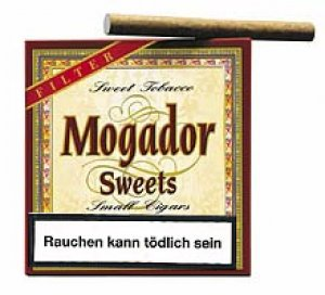 Mogador Blond Zigarillos mit Filter