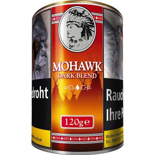 Mohawk Tabak Dark Indian Blend 120g Dose Feinschnitt