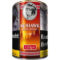 Mohawk Tabak Dark Indian Blend 120g Dose Feinschnitt