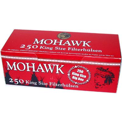 Mohawk Zigarettenhülsen Red 250 Stück