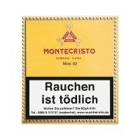 Montecristo Mini Cigarillos 20 Stück