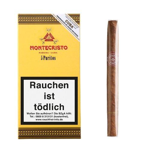 Montecristo Puritos 5er