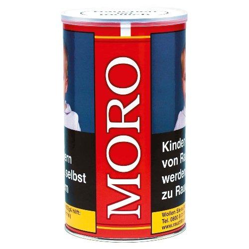 Moro Tabak Rot 200g Dose Zigarettentabak