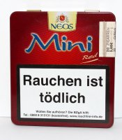 Neos Mini Red Zigarillos