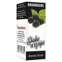 Nikoliquids Shake n Vape Aroma Brombeere 10ml