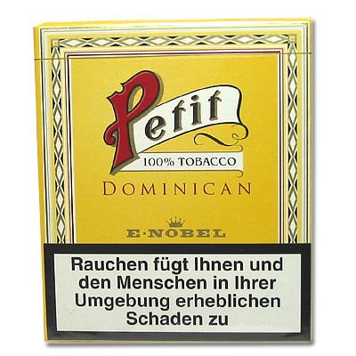 Nobel Petit Dominican Zigarillos
