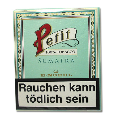 Nobel Petit Sumatra Zigarillos