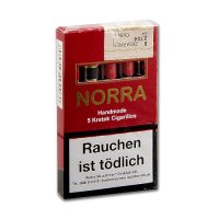 Norra Kretek Cigarillos Red (extra Nelken-Flavour)