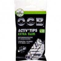 OCB Activ Tips Extra Slim 6 mm