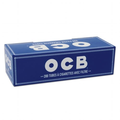 OCB Zigarettenhülsen 200 Stück