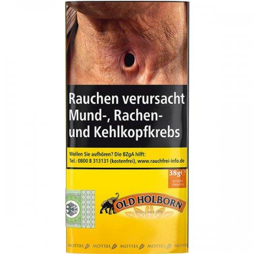 Old Holborn Tabak Yellow 35g Päckchen Zigarettentabak