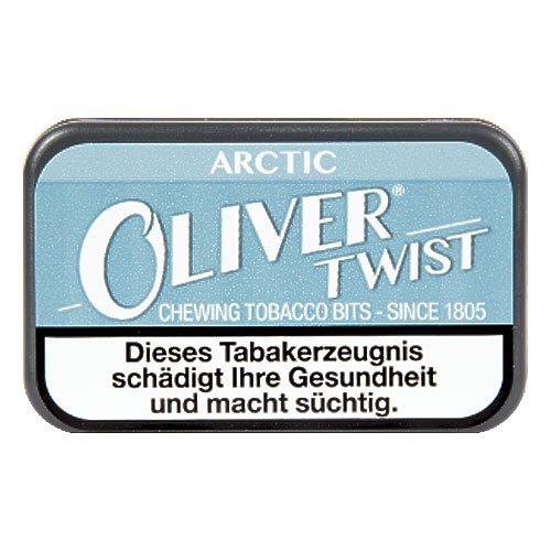 Oliver Twist Kautabak Arctic 7g Dose