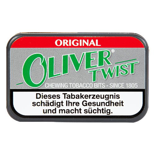 Oliver Twist Original 7g Kautabak