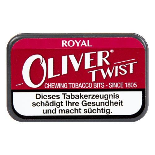 Oliver Twist Royal 7g Kautabak
