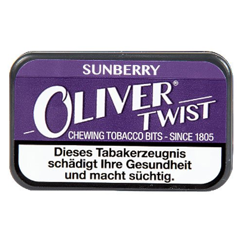Oliver Twist Sunberry 7g Kautabak