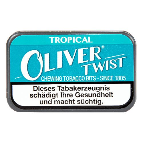 Oliver Twist Tropical 7g Kautabak