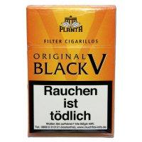 Original Black V Filter Cigarillos (Artikel wird nicht mehr hergestellt)