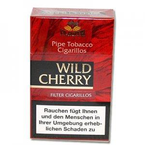 Original Wild C. Filter Cigarillos (Wild Cherry) mit Naturdeckblatt (Artikel wird nicht mehr hergestellt)