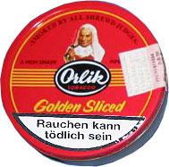 Orlik Golden Sliced Pfeifentabak 100g Dose