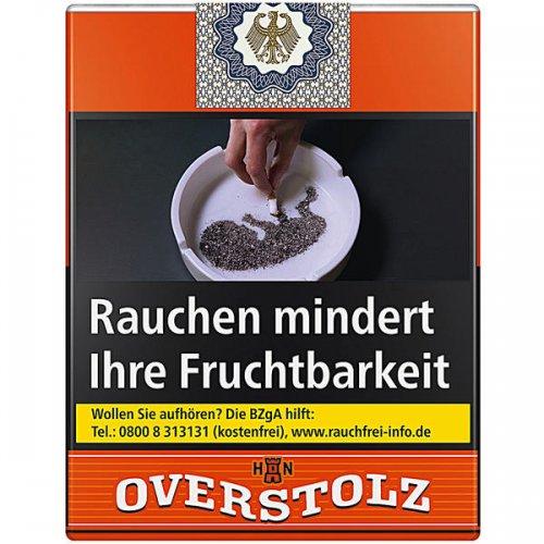 Overstolz Zigaretten ohne Filter 20er (ARTIKEL WIRD NICHT MEHR HERGESTELLT)