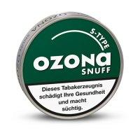 Ozona S Type Snuff 5g Dose Schnupftabak